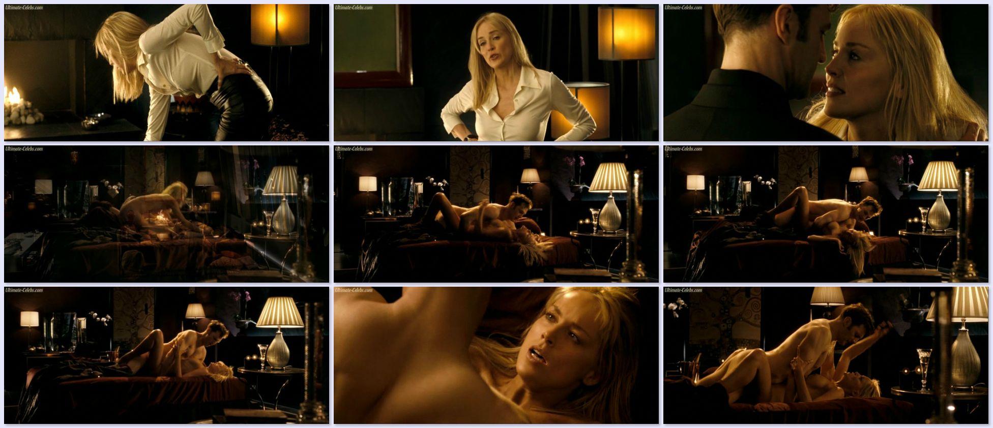 порно из фильма основной инстинкт